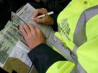 Nouă permise de conducere reținute de polițiștii maramureșeni în primele două zile ale săptămânii