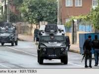 Nouă presupuși jihadiști care pregăteau un atac, arestaţi în Turcia