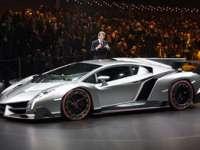 Noul model Lamborghini a fost  votata cea mai urata masina din istorie !