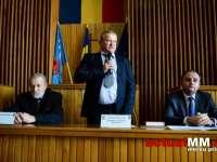 Noul subprefect de Maramureș, Gavriș Ardelean, a fost învestit în funcție