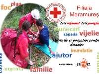 SIGHET - Număr mare de doritori să urmeze cursul gratuit de inițiere în primul ajutor în caz de DEZASTRE