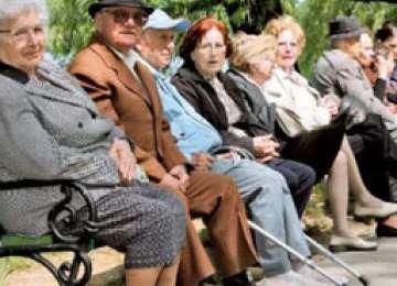 Numărul pensionarilor a scăzut la 5,4 milioane, în trimestrul III, iar pensia medie a ajuns la 808 lei