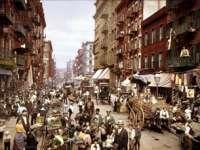 O aplicație pe telefon permite întoarcerea în timp pe străzile orașului New York