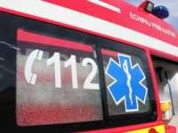 O femeie din Moisei a fost rănită grav într-un accident în Tisa. O altă persoană rănită grav în Groşi