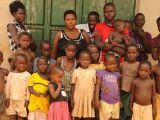 O femeie din Uganda are nu mai puțin de 38 de copii la vârsta de 37 de ani