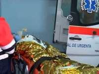 O maramureșeancă a suferit arsuri pe 60% din suprafața corpului după ce și-a dat foc accidental