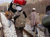 O mie de imigranți au ajuns luni în Ungaria