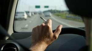 O nouă lovitură pentru fumători - Fumatul va fi INTERZIS la volan