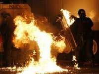 O nouă noapte de violenţe în Irlanda de Nord