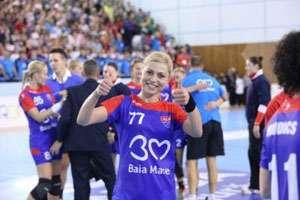 O noua victorie pentru HCM Baia Mare