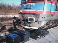 O nouă zi, altă contrabandă cu ţigări în trenurile de călători