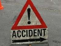 O persoană a fost rănită după ce un autoturism a intrat pe contrasens și s-a izbit de un alt autovehicul