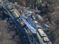 O româncă, rănită grav în accidentul feroviar din Germania în care două trenuri au intrat în coliziune