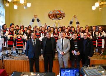 O săptămână de producții artistice la Centrul Cultural Sighetu Marmației