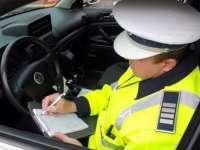 O zi plină! 11 permise de conducere reţinute duminică de poliţişti