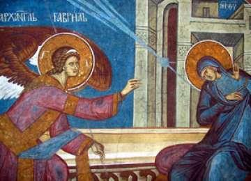 Obiceiuri și tradiții: Buna Vestire sau Blagoveştenia - ziua în care pomii se ameninţă cu toporul şi se stropesc cu ţuică