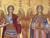 Obiceiuri și tradiții de Sfinții Arhangheli Mihail și Gavril