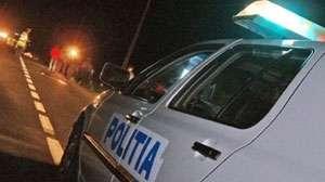Şofer beat urmărit de poliţişti pe Dealul Mesteacăn