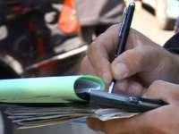 Şoferi şi comercianţi sancţionaţi de poliţişti în Baia Mare și Sighetu Marmației