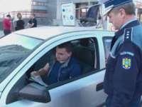 Şoferii care nu utilizează centura de siguranţă, sancţionaţi de poliţiştii maramureșeni