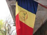 Oficiul Poștei române din Oradea a arborat steagul comunist de Ziua Națională