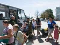 ONU - Mai mult de un milion de ucraineni și-au părăsit locuințele din cauza conflictului armat