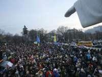 Opoziția ucraineană face apel la o manifestație de amploare la Kiev