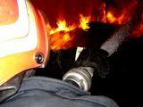 Opt incendii lichidate de pompierii maramureșeni în ultimele trei zile
