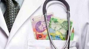 Şpaga la medic, interzisă. Pacienţii care dau bani medicilor vor fi acuzaţi de dare de mită