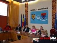 Pagubele inundaţiilor din 3-5 februarie evaluate la întâlnirea Comitetului Județean pentru Situații de Urgență