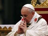"""Papa Francisc, despre atei: """"Cei care nu cred în Dumnezeu, să se supună conștiinței lor"""""""