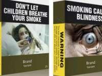 Parlamentul britanic a aprobat introducerea ambalajului neutru pentru pachetele de țigări