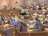 PARLAMENTUL RUȘINII – Aproape 100 de parlamentari din actualul mandat sunt condamnați sau cercetați penal