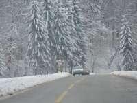 Pasul Gutâi s-ar putea închide iarna aceasta dacă nu sunt montați parapeții