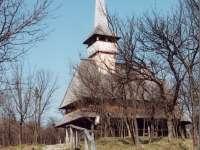 """PATRIMONIUL UNESCO - Biserica """"Intrarea Maicii Domnului în Biserică"""" din Bârsana"""