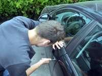 Patru adolescenți maramureșeni au furat un autoturism și au provocat un accident de circulație
