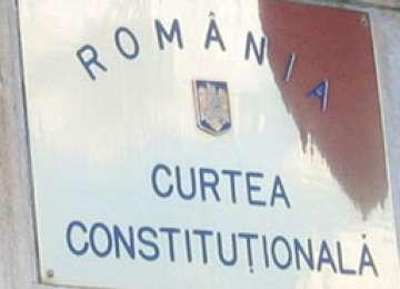 Patru articole din Legea privind statutul polițistului, neconstituționale