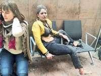 Patru cetățeni români, dintre care un minor, au fost răniți în atentatele de la Bruxelles