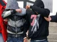 Patru minori bănuiţi de furturi identificaţi de poliţiştii băimăreni