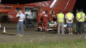 PE SURSE - Cristian Mihalca, polițistul rănit în explozia de la Siromex, ar fi decedat