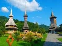 PELERINAJ - Din Cisnădie, la bisericile și mănăstirile Maramureșului Istoric
