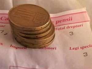Pensiile vor fi majorate de la 1 ianuarie 2015