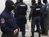 Dragomireşti - Percheziţii domiciliare într-un dosar penal privind infracţiuni la regimul armelor şi muniţiilor