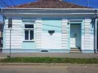 Pereții exteriori ai Casei Memoriale Elie Wiesel, refăcuţi după vandalizare