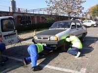 Peste 100 de autovehicule verificate de poliţiştii rutieri: dosare penale, amenzi și certificate de înmatriculare retrase