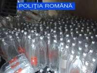 PESTE 100 DE TONE DE ALCOOL, confiscate de către Polițiștii maramureșeni. Prejudiciul, de aproape 1 milion de euro