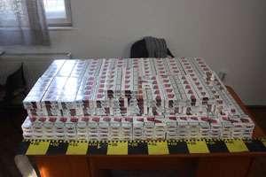 Peste 2081 pachete cu ţigări de contrabandă confiscate de poliţiştii maramureşeni