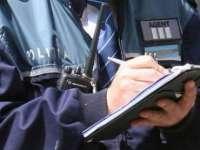 Peste 250 de sancţiuni contravenţionale aplicate în acest week-end de poliţişti