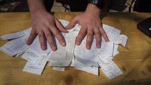 Peste 280 de maramureşeni câştigători la Loteria bonurilor fiscale. Câţi bani va primi fiecare