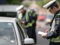 Peste 500 de sancţiuni contravenţionale aplicate în acest week-end de poliţiştii rutieri